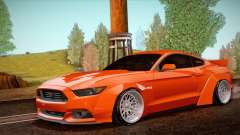 Ford Mustang Rocket Bunny 2015