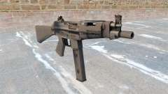 Taurus submachine gun MT-40