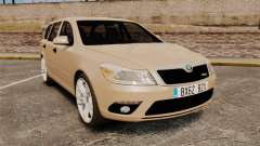 Skoda Octavia RS Stock for GTA 4