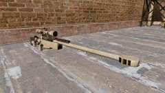 Sniper rifle McMillan TAC-50