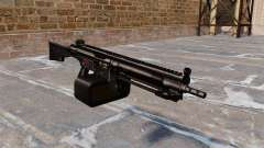 General-purpose machine gun Heckler and Koch HK2