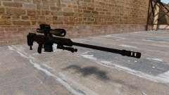 Barrett 98B rifle