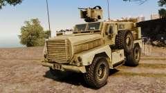 Cougar MRAP 4X4