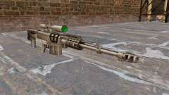 AS50 sniper rifle
