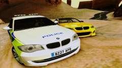 BMW 120i SE Police