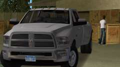 Dodge Ram 3500 Laramie 2012 for GTA Vice City