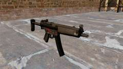 Submachine gun HK MR5A3