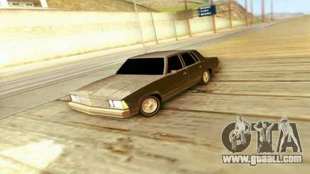 Chevrolet Malibu 1981 for GTA San Andreas