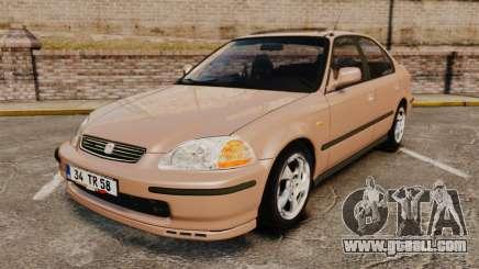 Honda Civic for GTA 4