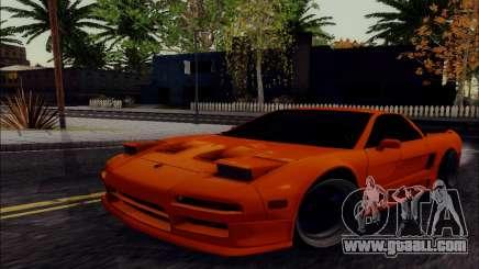 Acura NSX Drift for GTA San Andreas