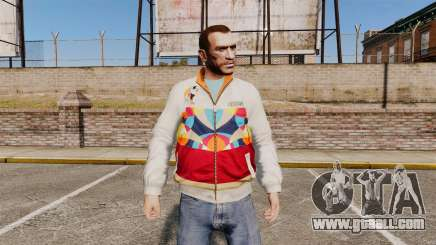 Windbreaker-Coogi- for GTA 4