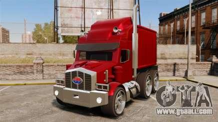 Mini truck for GTA 4
