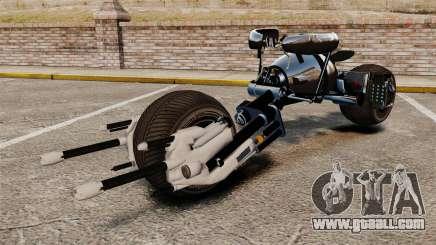 Bètmotocikl Bètpod for GTA 4