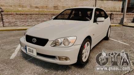 Toyota Altezza Gita for GTA 4
