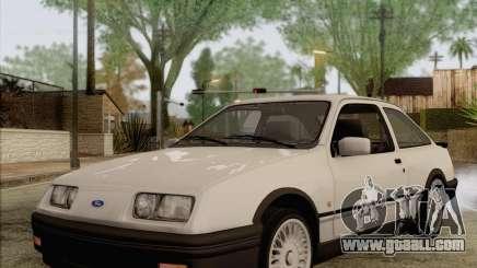 Ford Sierra Mk1 Coupe GHIA for GTA San Andreas