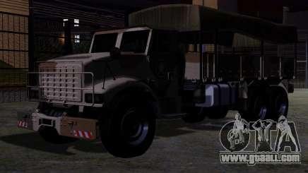 GTA V Barracks OL for GTA San Andreas