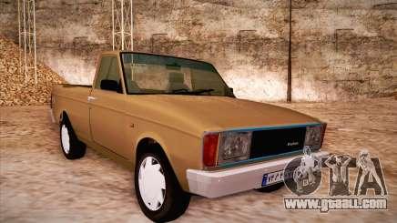 Ikco Paykan Pickup for GTA San Andreas