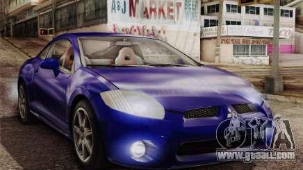 Mitsubishi Eclipse GT v2 for GTA San Andreas