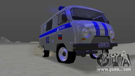 UAZ-3741 AUMONT for GTA Vice City