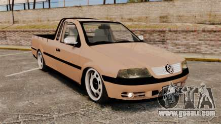 Volkswagen Saveiro G3 SuperSurf for GTA 4
