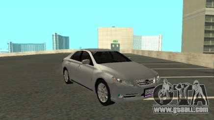 Toyota Mark X sedan for GTA San Andreas