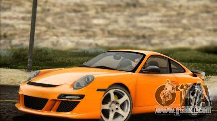 RUF RT12S for GTA San Andreas