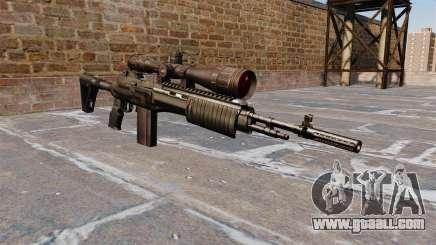 Automatic rifle Mk 14 EBR for GTA 4