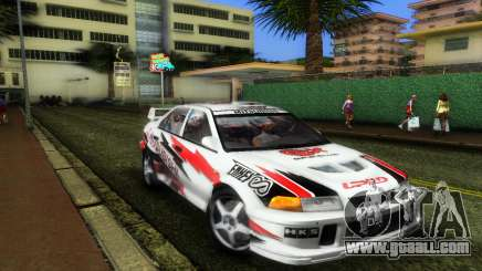 Mitsubishi Lancer Rally for GTA Vice City