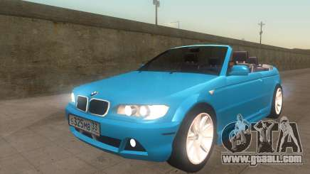 BMW 325Ci 2003 for GTA San Andreas