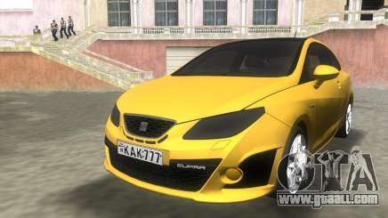 Seat Ibiza Cupra for GTA Vice City