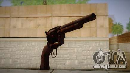 Colt Peacemaker (Rusty) for GTA San Andreas