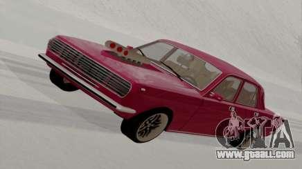 GAZ Volga 2410 Hot Road for GTA San Andreas