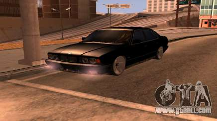 BMW 525 for GTA San Andreas