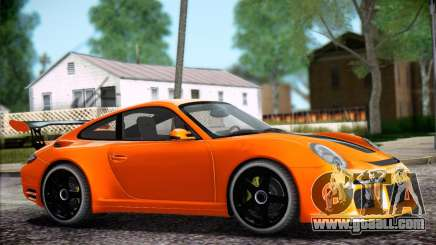 RUF RT12R for GTA San Andreas