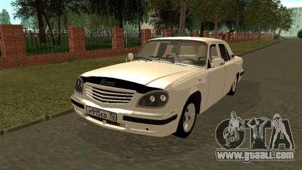 GAZ 31105 Volga Original for GTA San Andreas