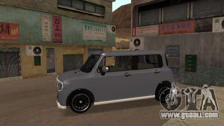 Suzuki Alto Lapin for GTA San Andreas