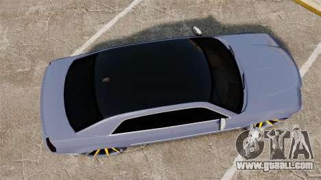 Chrysler 300C SRT8 for GTA 4 right view