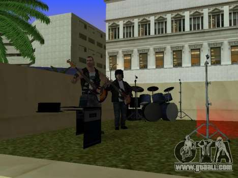 The concert Film for GTA San Andreas