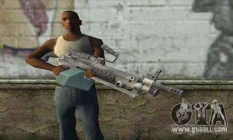 M16 из Postal 3 for GTA San Andreas third screenshot