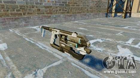 Submachine gun K-Volt v 2.0 for GTA 4