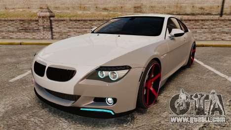 BMW M6 Vossen for GTA 4