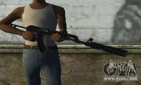 Silenced M70AB2 for GTA San Andreas third screenshot