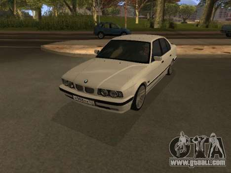 BMW 525 Smotra for GTA San Andreas