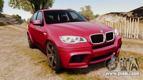 BMW X5M v2.0 for GTA 4