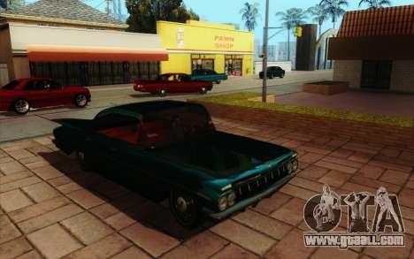ENB HD CUDA 2014 v2.0 for GTA San Andreas sixth screenshot