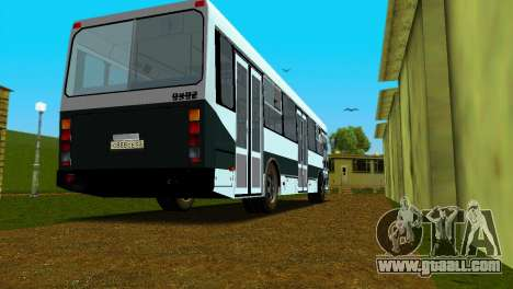 LIAZ-5256 for GTA Vice City wheels