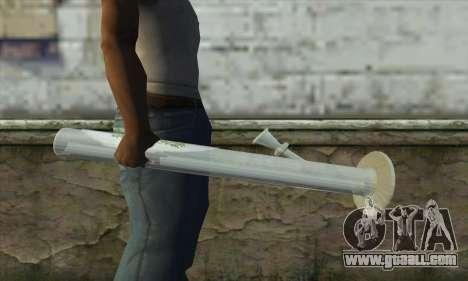Dudka for GTA San Andreas third screenshot