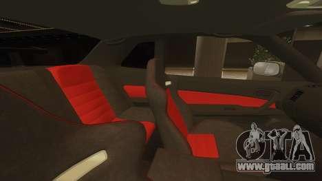 Nissan Skyline GTR-34 Nismo Z-Tune for GTA 4 inner view