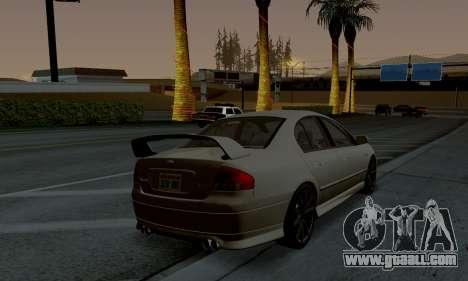 ENB CUDA 2014 for Low PC for GTA San Andreas third screenshot