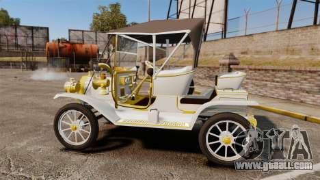 Ford Model T 1910 for GTA 4 left view